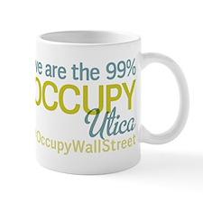 Occupy Utica Mug