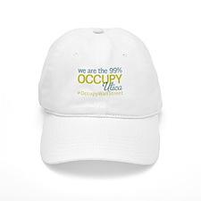 Occupy Utica Baseball Baseball Cap