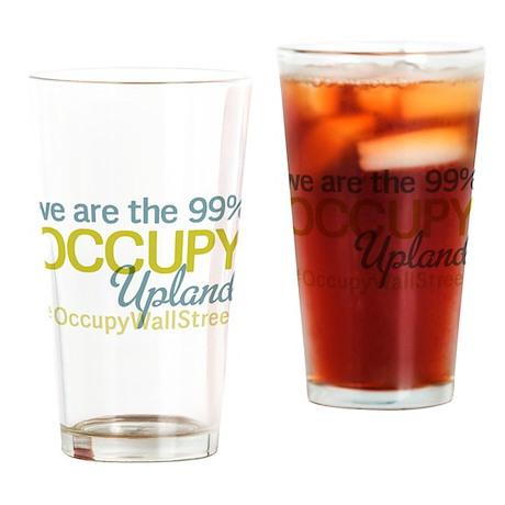 Occupy Upland Drinking Glass