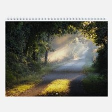 D. Adams Wall Calendar