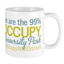 Occupy University Park Mug