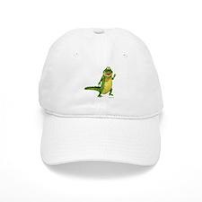 Salty the Crocodile Baseball Cap