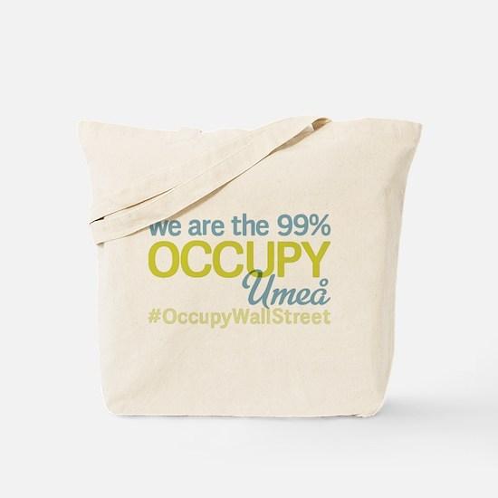 Occupy Umea Tote Bag