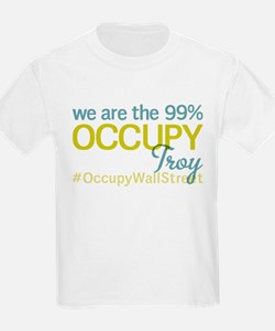 Occupy Troy T-Shirt