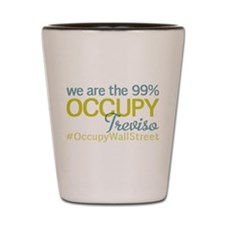 Occupy Treviso Shot Glass