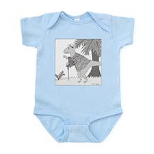 Lyle's Fashion (no text) Infant Bodysuit
