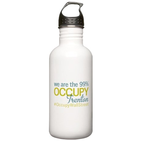 Occupy Trenton Stainless Water Bottle 1.0L
