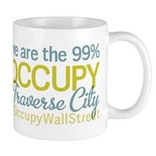 Occupy Traverse City Mug