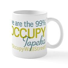 Occupy Topeka Small Mug