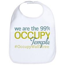 Occupy Temple Bib