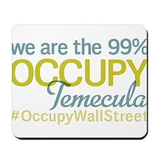 Occupy Temecula Mousepad