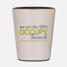 Occupy Teaneck Shot Glass
