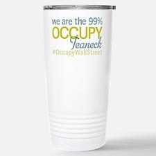 Occupy Teaneck Stainless Steel Travel Mug