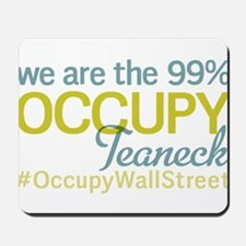 Occupy Teaneck Mousepad