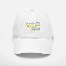 Occupy Teaneck Baseball Baseball Cap