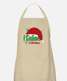 Believe In Christmas Apron