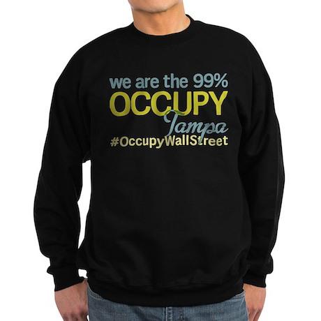 Occupy Tampa Sweatshirt (dark)