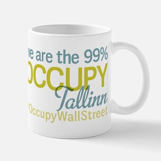 Occupy Tallinn Mug