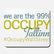 Occupy Tallinn Mousepad