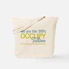 Occupy Tallinn Tote Bag