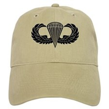 Jump Wings Stencil Baseball Cap