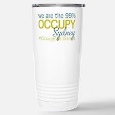 Occupy Sydney Stainless Steel Travel Mug