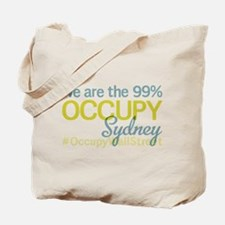 Occupy Sydney Tote Bag