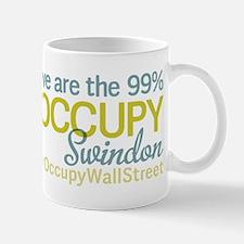 Occupy Swindon Small Small Mug
