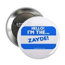 I'm the Zayde! button