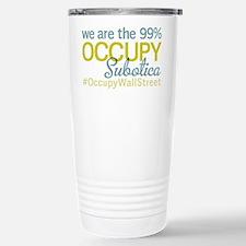 Occupy Subotica Stainless Steel Travel Mug