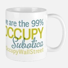 Occupy Subotica Mug