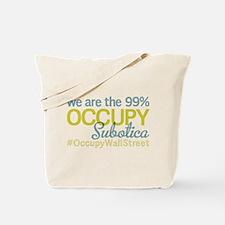 Occupy Subotica Tote Bag