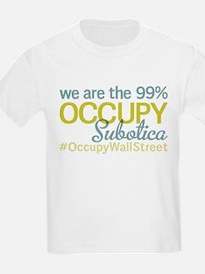 Occupy Subotica T-Shirt
