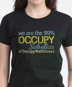 Occupy Subotica Tee
