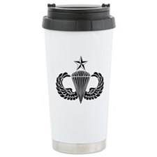 Sr. Parachutist Travel Mug