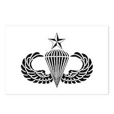Sr. Parachutist Postcards (Package of 8)