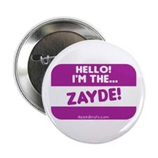 I'm the Zayde! (in purple) Button