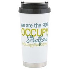 Occupy Stratford Travel Mug