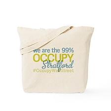 Occupy Stratford Tote Bag