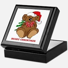 Beary Christmas Keepsake Box