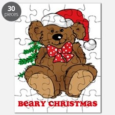 Beary Christmas Puzzle