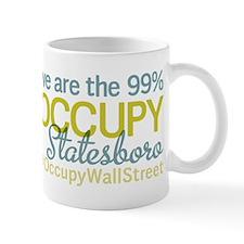 Occupy Statesboro Small Mug