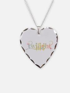 Twilight Pastel Tie-Dye Necklace