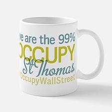 Occupy St Thomas Small Small Mug