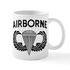 Jump Wings Stencil (2) Mug