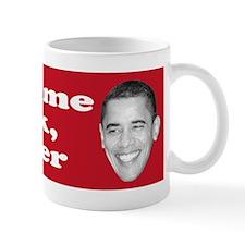 Anti obama bumper stickers Mug