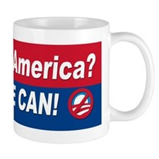 Anti obama bumper stickers Mug