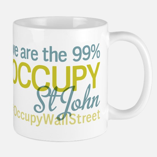 Occupy St John Mug
