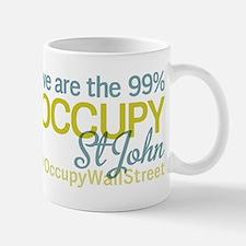 Occupy St John Small Small Mug