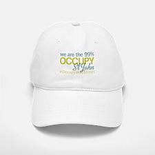 Occupy St John Baseball Baseball Cap